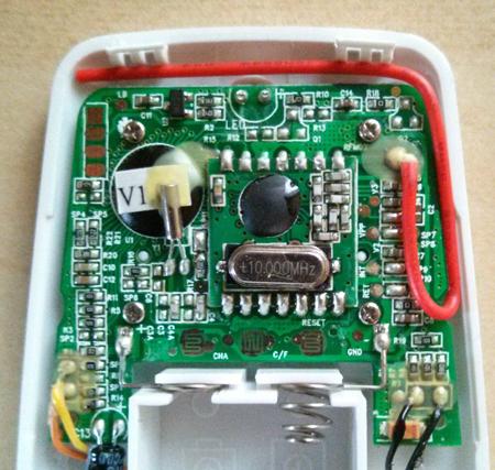 Temperatur-Sensor