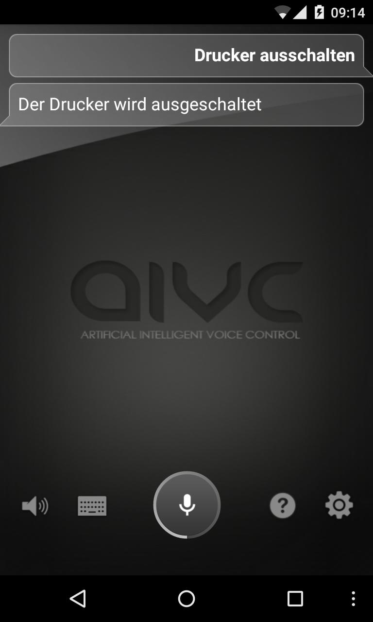 AIVC Beispiel Befehl