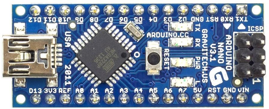 ArduinoNanoFront
