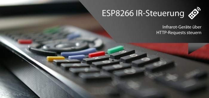 Esp8266 infrared lamp - 24aa